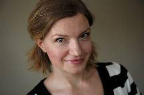 Cecilia Frode.Anders Hedén.