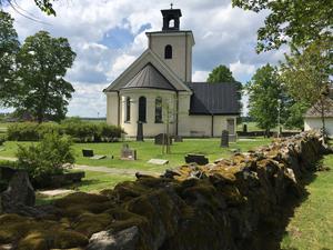 Tillberga kyrka.