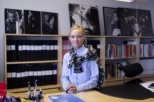 Karin Vestman resultatenhetschef för förskolan i Avesta.