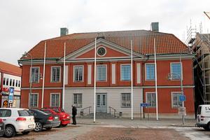 Moderaterna, Kristdemokraterna och Liberalerna samarbetar och styr Askersund i minoritet.