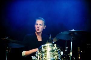 Trummisen Kristian Gidlund.