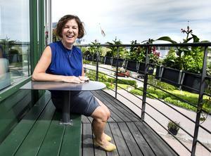 Hon hade tänkt stanna i några år – nu har kasinochef Inger Nordqvist arbetat på Casino Cosmopol i 15 år.