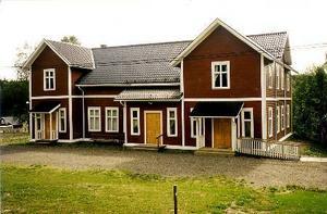 Laxvikens bygdegård blir byggnadsminne.Foto: Uno Edman
