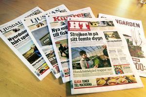 Ibland följer det med reklambilagor med dagstidningen. Dold reklam enligt Konsument Hälsingland. Trots det lämnar konsumentombudsmannen anmälan orörd.