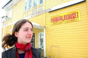 Det blir ingen Mångfaldsfestival i år i Strömsund. Enligt Liv Fabricius beror det på tidsbrist.Foto: Jonas Ottosson