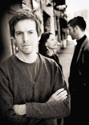 KRITISK. Mattias Hagberg ifrågasätter människan som herredjur i sin roman.