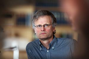 Pär-Lennart Ågren, divisionschef medicin.