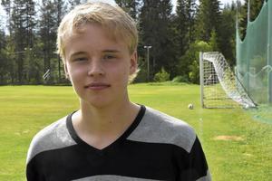 Isak Forsberg var en av planens bästa spelare.