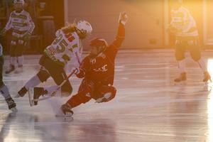 Olga Rodionova gick poänglös när Söråker föll hemma mot Västerås.