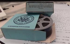 I National Archives mikrofilmsarkiv finns spår efter 23 svenskor som alla ville föda barn åt Hitler.