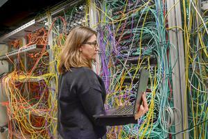 Bristyrke: IT-tekniker.