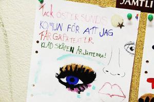Eleverna på kulturskolans dramaverksamhet är mer än tacksamma för sina nya lokaler,