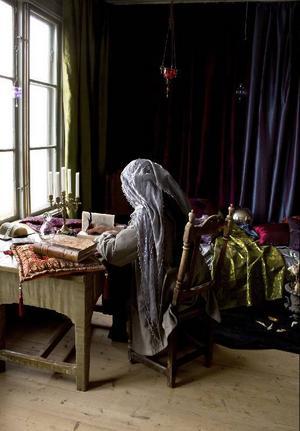 Wictoria Boije jobbar gärna med konstnärliga bilder. Fotografiet med titeln Historisk närmar sig måleri. Foto: Wictoria Boije