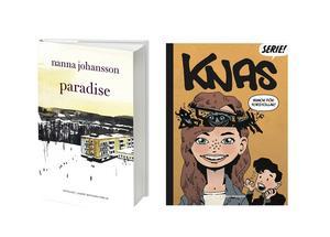 Nanna Johansson är dubbelaktuell i år med novellsamlingen