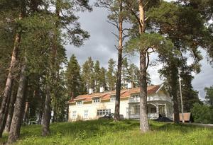 Tallbo i Kungsfors är en sommarkonstmetropol.