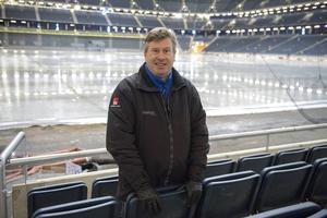 Lars Wennerholm på bandyförbundet.