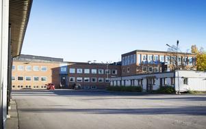 Här, i Hiabs gamla lokaler, får Hudiksvall ett nytt aktivitetscenter.