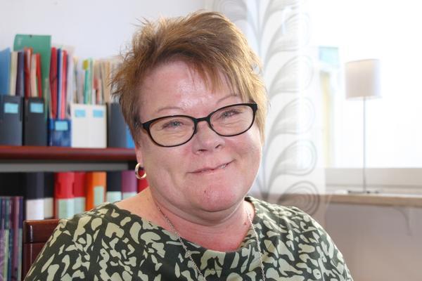 Som det ser ut så tror jag vi klarar det, säger rektorn Birgitta Björnberg om lärarbristen på NVU.