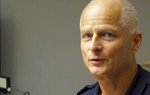 För polisen är det inte bara att flytta. Många krav ställs på lokalerna. Mats Lagerblad, lokalpolisområdeschef, säger att man ännu befinner sig tidigt i processen.