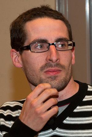 Marcin de Kaminski, rättssociolog och internetforskare.