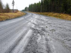 Vägen är en trafikfara och sämre än den någonsin varit, säger boende i Havsnäs.