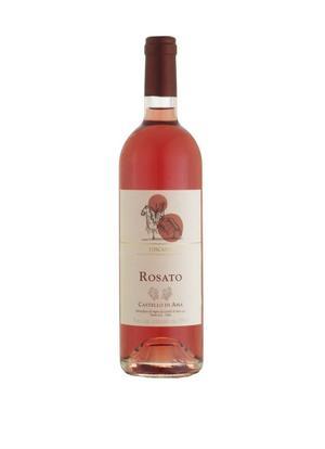 Castello di Ama Rosato smakrikt vin, helst till mat.