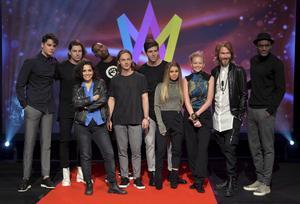 Årets tredje deltävling i Melodifestivalen bjuder på ett svårtippat startfält.