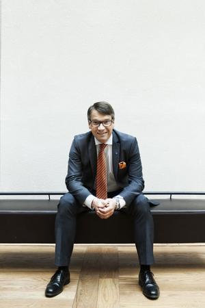 Bänkas av väljarna? Nja, Göran Hägglund (KD) är säker på fortsatt förtroende för egen del men ser gärna ett maktskifte i Västernorrlands läns landsting.