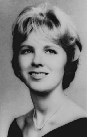 Drunknade. Mary Jo Kopechne dödades när Edward Kennedy körde ned i vattnet.
