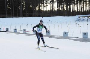 I klassen damer 18-19 kom Nicolina Lindqvist från Biathlon Östersund på en andraplats.