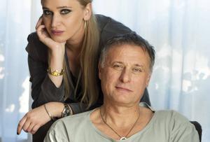 Vera Vitali och Michael Nyqvist spelar huvudrollerna i Ulf Malmros nya film