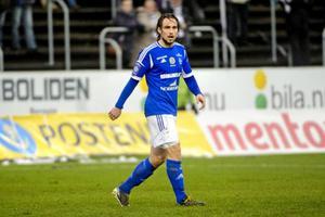 2 november spelade Kevin Walker match med GIF Sundsvall mot Landskrona.