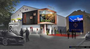 Ägarna bakom Rättvik bowling och krog meddelar att de ska öppna ett nytt nöjespalats i Falun hösten 2017. Namnet blir Falun bowling och krog och artister av nationell och internationell klass utlovas till palatset som ska byggas upp på Myntgatan.