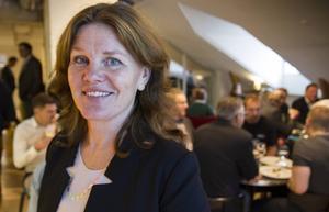 Moniqa Klefbom är projektledare för Framtidspaket Hudik.