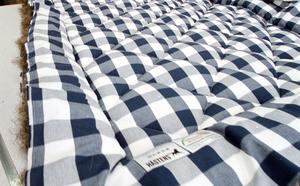 Nu får Hästens sängar nya mönster. Det är designduon Bernadotte & Kylberg som har gjort ett samarbete med sängjätten.