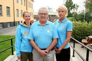 Saila Quicklund (M) blir ledamot i kulturutskottet. (till höger i bild)