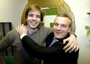 3. Sportnörden. Wåhlstedt hälsas välkommen av Birger Jonsson, in i VSK:s styrelse 2005