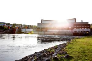 Vid månadsskiftet övergår hela Sollefteåforsen i komunens ägo.