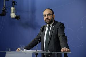 Den tidigare bostadsministern Mehmet Kaplan.