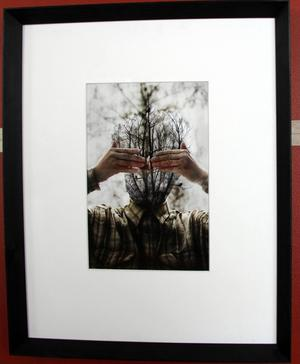 Rebecka Johansson har skapat suggestiva drömlika bilder genom att använda sin fantasi och fototekniken.