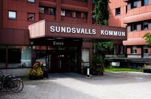 Sundsvalls kommun beslutar om ny inköpsstrategi.