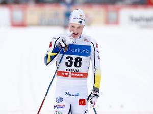 Jens Burman lyckades bäst av svenskarna i distansloppen i Vuokatti. Foto: Terje Pedersen/NTB Scanpix