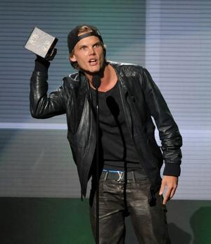 Avicii är van att ta emot priser numera. Han fick en American Music Award i höstas, nu kan han ta hem fem Grammisar.