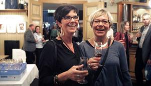 Maria Laag, Ingrid Christensen och 700 andra lärde sig mer om viner.