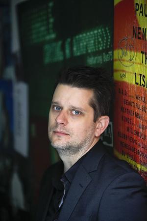 Marcus Birro straffar ut sig från TV 4 i oktober sedan han kommit ut som kristdemokrat.Foto:  Scanpix