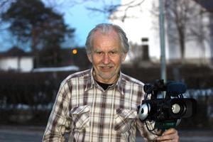 Hudikfotografen fick uppdraget av familjen Gillsäter. Bergsjö är ett givet inslag. Sven Gillsätergjorde  Bergsjöfilmen 162.
