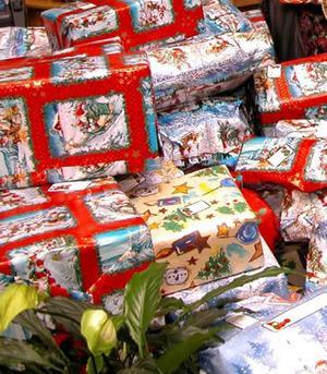 Alla vill väl få en julklapp av arbetsgivaren? Foto:Arkivbild