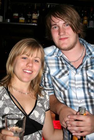 Konrad. Johanna och Daniel