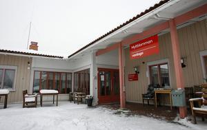 Äldreboendet Myltblomman i Svenstavik.