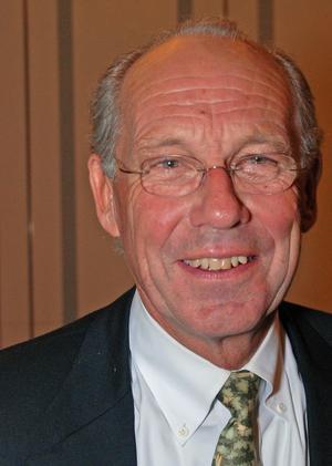Jörgen Randers, professor i klimatstrategi vid handelshögskolan i Oslo. Foto: Wikipedia